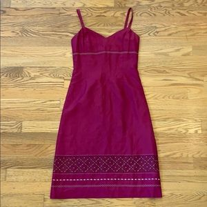 Ann Taylor 100%silk dress